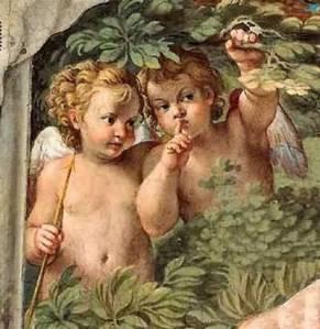 Annibale-Carracci-Angeli