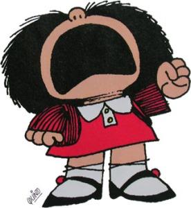 mafalda arrabbiata