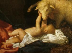Lorenzo Lotto - Adorazione dei pastori