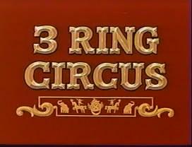 Il circo a tre piste della retorica ( l'altra faccia della medaglia)
