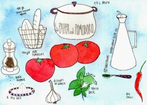 pappa col pomodoro